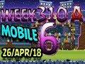 Angry Birds Friends Tournament Level 6 Week 310-A  MOBILE Highscore POWER-UP walkthrough