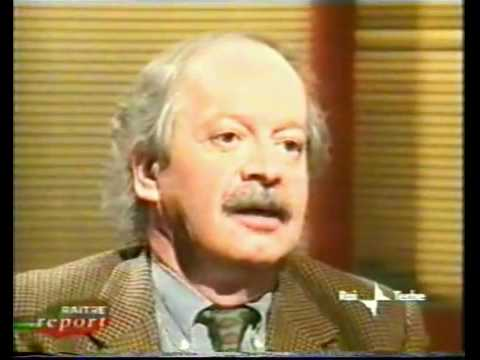 Pier Luigi Ighina e Giuliano Preparata a Report, 1998 2