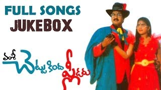 Chettu Kinda Pleader| Full Songs Jukebox