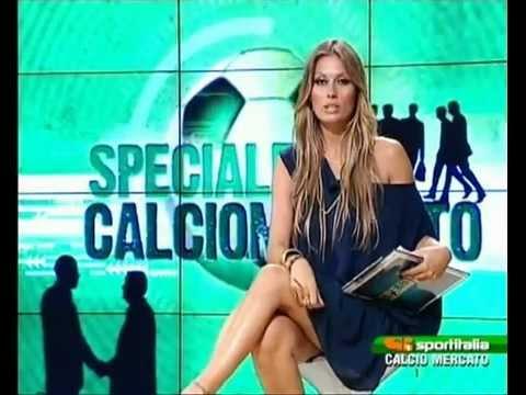 Marica Giannini a Sportitalia 14 luglio 2012