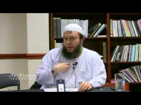Where is Allah - From Darkness to Light - Class 5/8 - By Abu Imran Al-Sharkasi