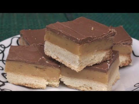 Caramel Shortbread (Millionaire's Shortbread) Recipe