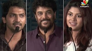 Watch Oviya is my lucky charm - Sundar C Red Pix tv Kollywood News 30/Nov/2015 online