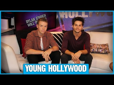 THE MAZE RUNNER's Dylan O'Brien & Will Poulter on Bromances & Polite Fighting!
