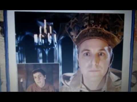 Horrible Histories- Saxon Monk- Internet Videos