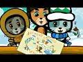 Котяткины машинки - Береги свои машинки   Три Котёнка   Мультсериал для малышей