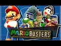 The Mario Channel: MARIOBUSTERS