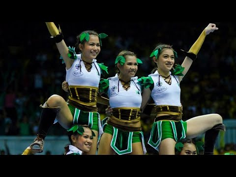 The DLSU Animo Squad  -  2011 UAAP Cheerdance Competition (GoArchers.com Video)