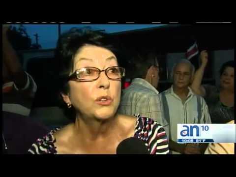 Protesta en Miami por concierto de Buena Fe - América TeVé
