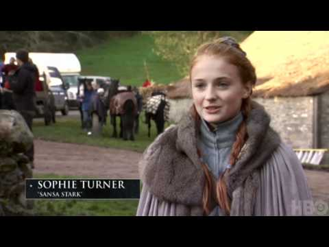 Game of Thrones HBO TV Show House Stark Feature