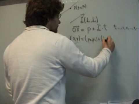AINTE Matematicas Geometria Analitica Teoria 03