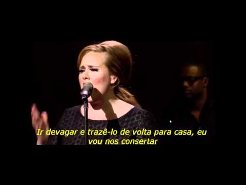 Adele - Take It All (Legendado) (Live On Itunes Festival)