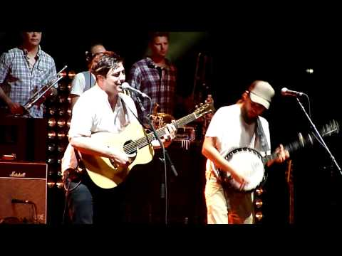 Mumford & Sons - Hopeless Wandra/Hopeless Wanderer (Live) - Raleigh NC 6/8/11