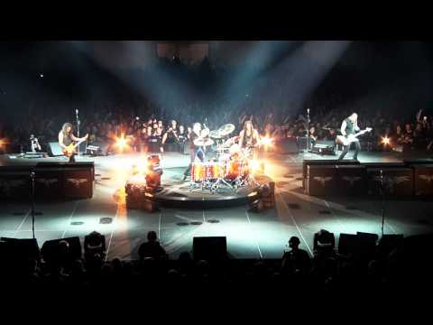 Metallica World Magnetic tour Copenhague Danemark 28 07 2009 HQ Blu-ray