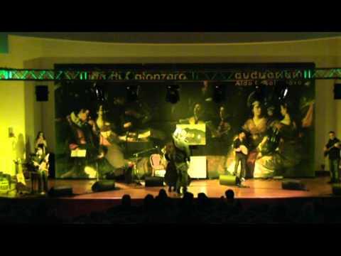 """Tarantella dei briganti"" - LiraBattente - Auditorium Casalinuovo CZ - 24/11/10"