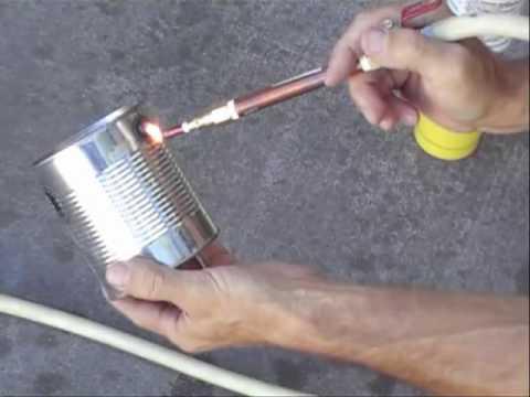 DJC712-1-0.25  Dry Joe Cell HHO Generator.