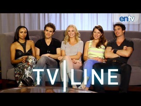 The Vampire Diaries Season 5 Preview - Comic Con 2013