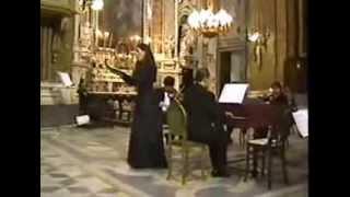 G F Haendel Lascia ch'io pianga Silvana Nardiello Domenico Sodano Direttore