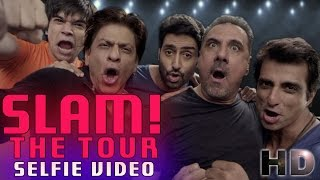 SLAM! The Tour 2014 | Selfie Video