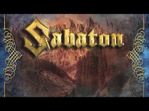 SABATON - A Lifetime Of War [official lyric video   english]