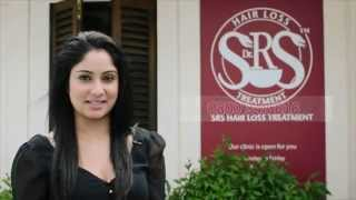 SRS Hair Clinic - Hair Loss Treatment - TV Advert