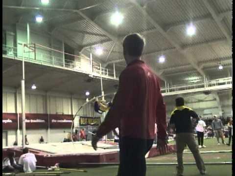 Jack Greenlee Pole Vault The Dual 5.10 meters