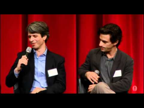 The Story Behind If a Tree Falls: 2012 Oscar Docs! Panel