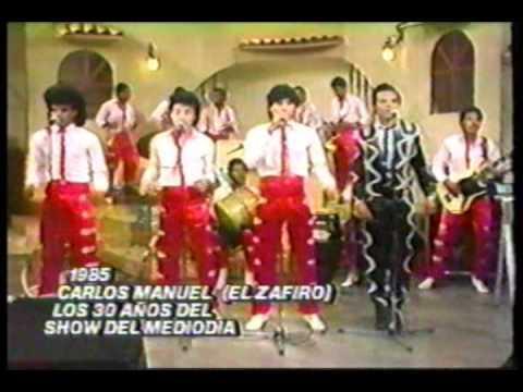 """CARLOS MANUEL """"EL ZAFIRO"""" - No Se Que Hacer (1985)"""