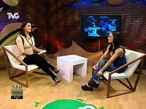 Lola Cortés en TVCn Ambientales