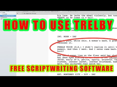 free script writing