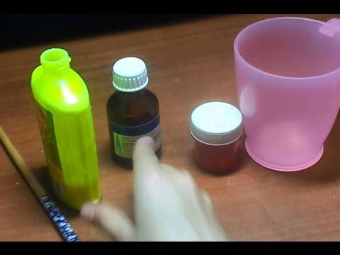 Как сделать пластилин умный