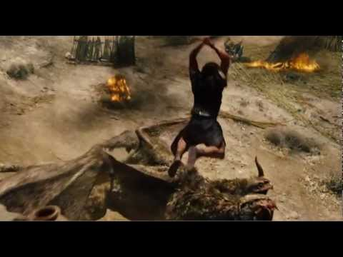 Wrath of the Titans - TV Spot 1 -zyP2iFFcXr4