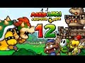 Let's Play Mario & Luigi Abenteuer Bowser Part 12: Giga Bowser!