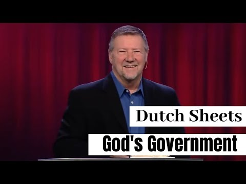 Dutch Sheets - God's Government