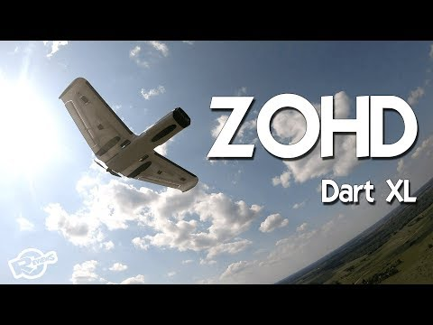 zoHD DartXL joy of maiden flight day - UCv2D074JIyQEXdjK17SmREQ