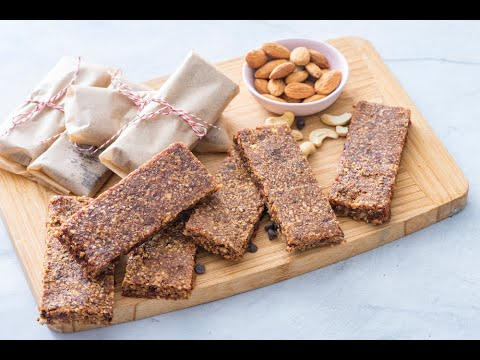 Homemade Protein Bars - Healthy Snacks for Kids - Weelicious