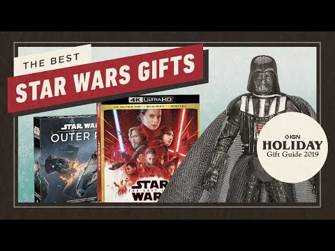 IGN Holiday Gift Guide: The Best Star Wars Gifts 2019 - UCKy1dAqELo0zrOtPkf0eTMw