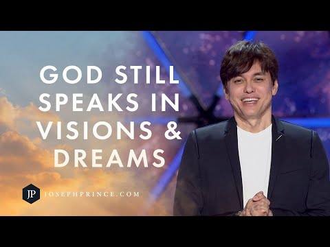 God Still Speaks In Visions And Dreams  Joseph Prince