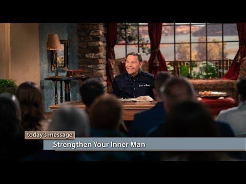 Strengthen Your Inner Man