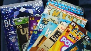 BUYING EVERY AMPM SCRATCH TICKET Scratchers Washington State Lotto Lottery Tickets Youtube YT Video