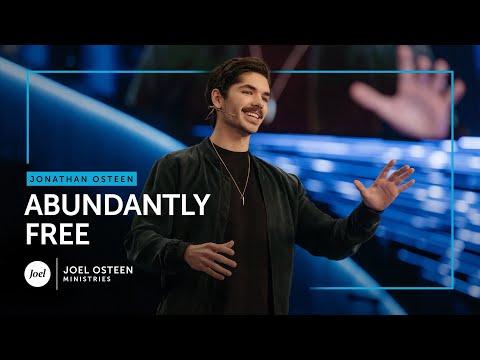 Jonathan Osteen - Abundantly Free