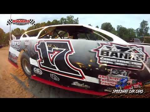#17 Alan Banks - 602 Sportsman - Magnolia Motor Speedway 5-30-21 - dirt track racing video image