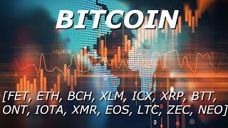 Обзор криптовалюты BITCOIN + TOP 15 - [27/05/2019]