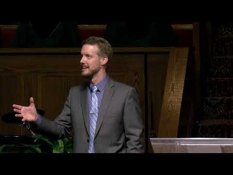 Sermon - 07/21/2019 - Pastor Ben Anderson - Christ Church Nashville