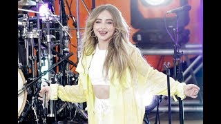 Sabrina Carpenter performs  on 'GMA'