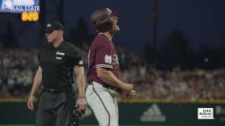 Baseball vs Stanford NCAA Super Regional Highlight Game 1 - 6/8/19