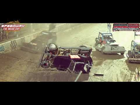 2020-2021 Highlights - Robertson Holden International Speedway & Manawatu Speedway Club Awards video - dirt track racing video image
