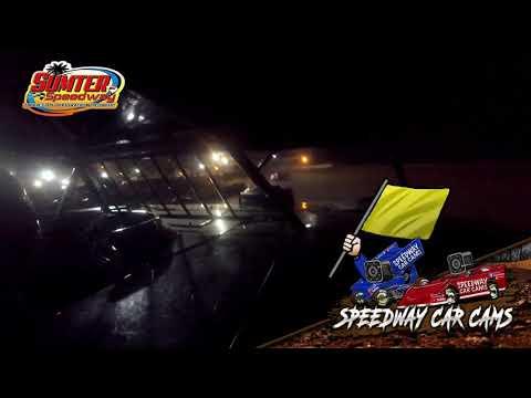 #131 Dalton Hodge - Steel Block - 9-18-21 Sumter Speedway - In-Car Camera - dirt track racing video image
