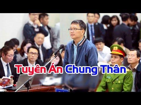 Đề nghị ông Đinh La Thăng 14 -15 năm tù, ông Trịnh Xuân Thanh tù chung thân