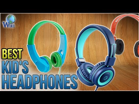 10 Best Kid's Headphones 2018 - UCXAHpX2xDhmjqtA-ANgsGmw